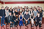 Fab Fifty<br /> -----------<br /> Samantha Whether, Rockchapel, seated centre, had a fab night celebrating her 50th birthday in the Riverisland hotel, Castleisland lat Saturday along with many friends and family.