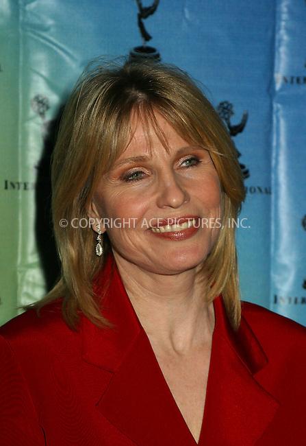 Donna Hanover at the 30th International Emmy Awards in New York. November 25, 2002. Please byline: Alecsey Boldeskul/NY Photo Press.   ..*PAY-PER-USE*      ....NY Photo Press:  ..phone (646) 267-6913;   ..e-mail: info@nyphotopress.com
