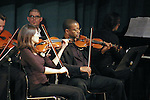 Ossia Chamber Ensemble musician perform at the John Jay Justice Award ceremony, April 5 2011.