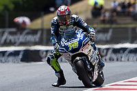 Loris Baz of France and Reale Avantia Racing Team during the race of  MotoGP of Catalunya at Circuit de Catalunya on June 11, 2017 in Montmelo, Spain.(ALTERPHOTOS/Rodrigo Jimenez) (NortePhoto.com) (NortePhoto.com)