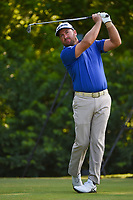 Graeme McDowell (NIR) watches his tee shot on 8 during round 3 of the 2019 Charles Schwab Challenge, Colonial Country Club, Ft. Worth, Texas,  USA. 5/25/2019.<br /> Picture: Golffile | Ken Murray<br /> <br /> All photo usage must carry mandatory copyright credit (© Golffile | Ken Murray)