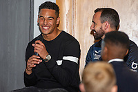 Pictured: Ben Cabango of Swansea City during the Swansea City Academy presentation night at the liberty stadium, Swansea, Wales, UK. Thursday 24th October 2019