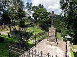 Litwa, Wilno 08.07.2014. Cmentarz na Wileńskiej Rossie