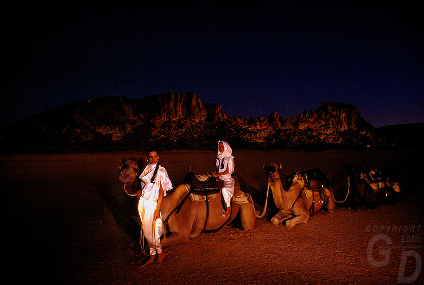 Camels at Rainbow Valley Northern Territory, Australia. image was created for a Calendar Production