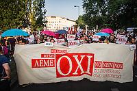 "15-07-03 ""OXI"" Griechenland Solidemo"