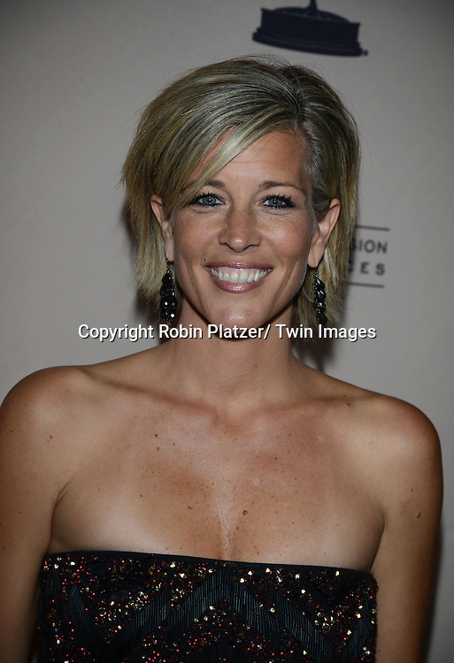 Laura Wright attend the Academy Of Television Arts & Science Daytime Programming  Peer Group Celebration for the 40th Annual Daytime Emmy Awards Nominees party on June 13, 2013 at the Montage Beverly Hills in Beverly Hills, California.