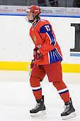 Kirill Kabanov (Russia - 17) - Russia defeated Finland 4-0 at the Urban Plains Center in Fargo, North Dakota, on Friday, April 17, 2009, in their semi-final match during the 2009 World Under 18 Championship.