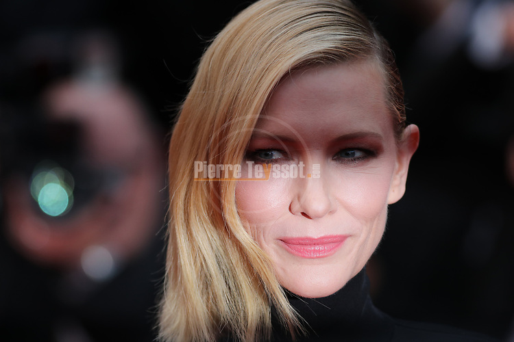 "Cannes Film Festival 2018 - 71st edition - Day 7 - May 14 in Cannes, on May 14, 2018; Screening of the film ""BlacKkKlansman"";  Cate Blanchett, Australian actress and President of the Jury"