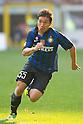 "Yuto Nagatomo (Inter), OCTOBER 23, 2011 - Football / Soccer : Italian ""Serie A"" match between Inter Milan 1-0 Chievo at Stadio Giuseppe Meazza in Milan, Italy. (Photo by Enrico Calderoni/AFLO SPORT) [0391]"