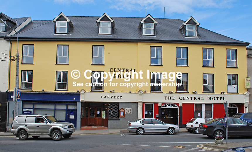 Central Hotel, Donegal Town, Ireland, 200905192511..Copyright Image from Victor Patterson, 54 Dorchester Park, Belfast, UK, BT9 6RJ..Tel: +44 28 9066 1296.Mob: +44 7802 353836.Voicemail +44 20 8816 7153.Skype: victorpattersonbelfast.Email: victorpatterson@mac.com.Email: victorpatterson@ireland.com (back-up)..IMPORTANT: If you wish to use this image or any other of my images please go to www.victorpatterson.com and click on the Terms & Conditions. Then contact me by email or phone with the reference number(s) of the image(s) concerned.