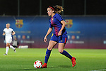 Spanish Women's Football League Iberdrola 2017/18 - Game: 9.<br /> FC Barcelona vs Madrid CFF: 7-0.<br /> Olga Garcia.