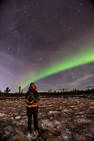 Jukkarsjärvi - Northern Lights