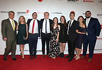 HOLLYWOOD, CA - SEPTEMBER 30: Guests, at The 6th Annual Saving Innocence Gala at Loews Hollywood Hotel, California on September 30, 2017. Credit: Faye Sadou/MediaPunch