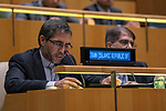 General Assembly: 16th meeting<br /> <br /> closing<br /> <br /> Iran, Right of reply