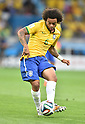 Marcelo (BRA),<br /> JULY 8, 2014 - Football / Soccer :<br /> FIFA World Cup Brazil 2014 Semi-finals match between Brazil 1-7 Germany at Estadio Mineirao in Belo Horizonte, Brazil. (Photo by SONG Seak-In/AFLO)
