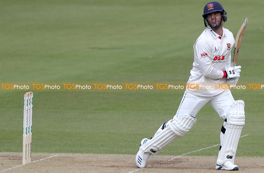 Agonised expression from Ryan ten Doeschate of Essex during Surrey CCC vs Essex CCC, Specsavers County Championship Division 1 Cricket at the Kia Oval on 13th April 2019