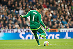 Real Madrid's Keylor Navas during La Liga match. March 20,2016. (ALTERPHOTOS/Borja B.Hojas)
