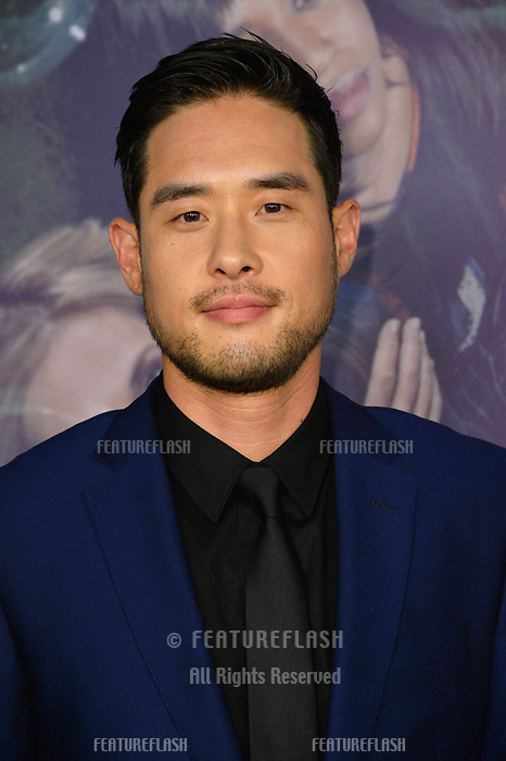 Raymond Lee at the premiere for HBO's &quot;Here and Now&quot; at The Directors Guild of America, Los Angeles, USA 05 Feb. 2018<br /> Picture: Paul Smith/Featureflash/SilverHub 0208 004 5359 sales@silverhubmedia.com