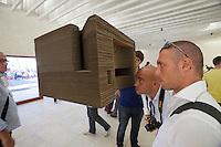 13th Biennale of Architecture..Giardini..Nordic Pavillion.