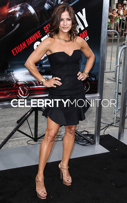 WESTWOOD, CA - AUGUST 26: Premiere of 'Getaway' presented by Warner Bros. Pictures at Regency Village Theatre on August 26, 2013 in Westwood, California. (Photo by Xavier Collin/Celebrity Monitor)