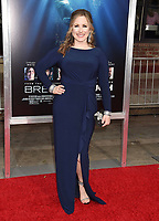 WESTWOOD, CA - APRIL 11: Lisa Durupt attends the premiere of 20th Century Fox's 'Breakthrough' at Westwood Regency Theater on April 11, 2019 in Los Angeles, California.<br /> CAP/ROT/TM<br /> ©TM/ROT/Capital Pictures