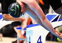 Session one of the All Stars Zone Swimming NZ National Junior Championships at Wellington Regional Aquatic Centre in Wellington, New Zealand on Friday, 16 February 2018. Photo: Dave Lintott / lintottphoto.co.nz