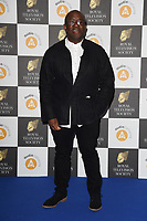 Lucian Msamati<br /> arriving for the RTS Awards 2019 at the Grosvenor House Hotel, London<br /> <br /> ©Ash Knotek  D3489  19/03/2019