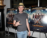 Broadway Star Cody Scott Lancaster.attending  a screening of 'Rock Of Ages' at the Regal E-Walk Stadium Theaters in New York City on June 11, 2012.