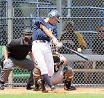 Gosuke Kato (Yankees), JUNE 21, 2013 - MLB : Gosuke Katoh of the Yankees in action during the Gulf Coast League game between the Gulf Coast League Yankees1 and the Gulf Coast League Pirates at Yankee Complex in Tampa, Florida, United States. (Photo by AFLO)