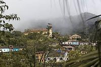 PARANAPIACABA, SP, 09.04.2017 -PARANAPIACABA-SP - Paranapiacaba é uma vila histórica que pertence à Cidade de Santo André.No final do século XIX foi ocupada pelos ingleses para a construção da estrada de ferro Santos-Jundiaí, neste domingo, 09.(Foto: Darcio Nunciatelli/Brazil Photo Press)