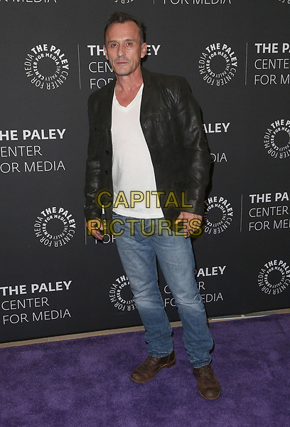 29 March 2017 - Beverly Hills, California - Robert Knepper. 2017 PaleyLive LA Spring Season - &quot;Prison Break&quot; Screening And Conversation held at The Paley Center for Media.    <br /> CAP/ADM/FS<br /> &copy;FS/ADM/Capital Pictures