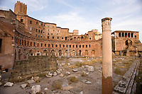 The Trajan's Markets. I mercati Traianei