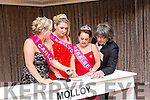 At the Scoil Mhuire Gan Smál Lixnaw Family Gameshow in the Rose Hotel on Saturday were The Molloy's Amanda Guerin, Mary Molloy, Derek O'Sullivan, Nicola O'Brien