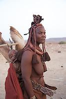 Himba People of Namibia