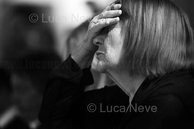 Letizia Battaglia, Photographer and Photojournalist.