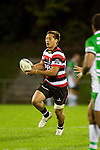 Tim Nanai Williams. ITM Cup rugby game between Counties Manukau and Manawatu played at Bayer Growers Stadium on Saturday August 21st 2010..Counties Manukau won 35 - 14 after leading 14 - 7 at halftime.