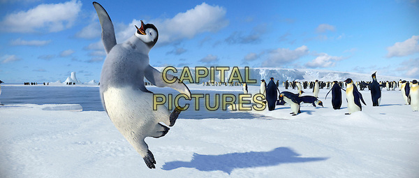 MUMBLE (voiced by ELIJAH WOOD) .in Happy Feet.*Editorial Use Only*.Ref: FB.www.capitalpictures.com.sales@capitalpictures.com.Supplied by Capital Pictures.
