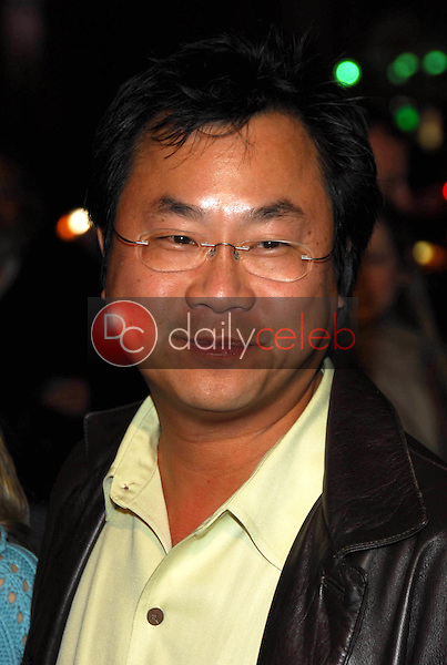 """James Wong<br />at the premiere of """"Final Destination 3"""". Grauman's Chinese Theatre, Hollywood, CA 02-01-06<br />Dave Edwards/DailyCeleb.com 818-249-4998"""