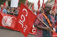 - general strike of the metal and mechanics workers for renew of the working contract....- sciopero generale degli operai metalmeccanici per il rinnovo del contratto di lavoro