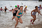 Fulton Swim School Primary Schools Triathlon held at Clarks Beach, Franklin,  on Friday 26th of February 2010. Children aged 8 - 10 swam 100m, cycled  4km & ran 1km and children aged 11 & 12 swam 200m, cycled 8km and ran 2km.