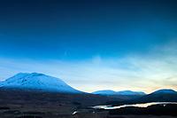 The Munro of Beinn an Dothaidh above Loch Tulla, Argyll & Bute
