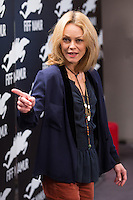 Vanessa Paradis attends the 30th edition of the Namur International French-Language Film Festival