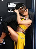 LAS VEGAS, NV - MAY 1: Cardi B and Offset at the 2019 Billboard Music Awards at the MGM Grand Garden Arena in Las Vegas, Nevada on May 1, 2019. Credit: Damairs Carter/MediaPunch