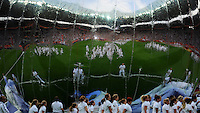 Impressions of the opening ceremony during the FIFA Women's World Cup at the FIFA Stadium in Berlin, Germany on June 26th, 2011.