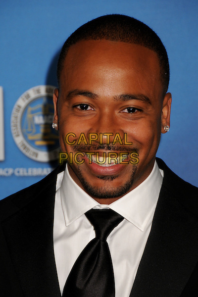 COLUMBUS SHORT.40th Annual NAACP Image Awards - Arrivals at the Shrine Auditorium, Los Angeles, California, USA..February 12th, 2009.headshot portrait goatee facial hair .CAP/ADM/BP.©Byron Purvis/AdMedia/Capital Pictures.
