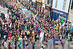 St Patricks Day Parade, Listowel: Overview of the Listowel Parade.