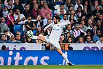 Isco Alarcon of Real Madrid in action during the La Liga 2017-18 match between Real Madrid and Athletic Club Bilbao at Estadio Santiago Bernabeu on April 18 2018 in Madrid, Spain. Photo by Diego Souto / Power Sport Images