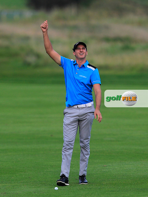 Nicolo Ravano (ITA) on the 6th fairway during Round 1 of the Made in Denmark 2016 at the Himmerland Golf Resort, Farso, Denmark on Thursday 25th August 2016.<br /> Picture:  Thos Caffrey / www.golffile.ie<br /> <br /> All photos usage must carry mandatory copyright credit   (&copy; Golffile | Thos Caffrey)