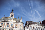 Team presentation of La Fleche Wallonne Femmes 2018 running 118.5km from Huy to Huy, Belgium. 17/04/2018.<br /> Picture: ASO/Thomas Maheux | Cyclefile.<br /> <br /> All photos usage must carry mandatory copyright credit (&copy; Cyclefile | ASO/Thomas Maheux)