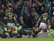 2017 Autumn International Series Ireland v South Africa Nov 11th
